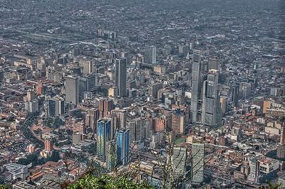 Downtown  Bogota