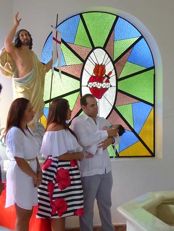 Baptism Alejandro