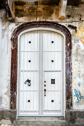 Cartagena Door