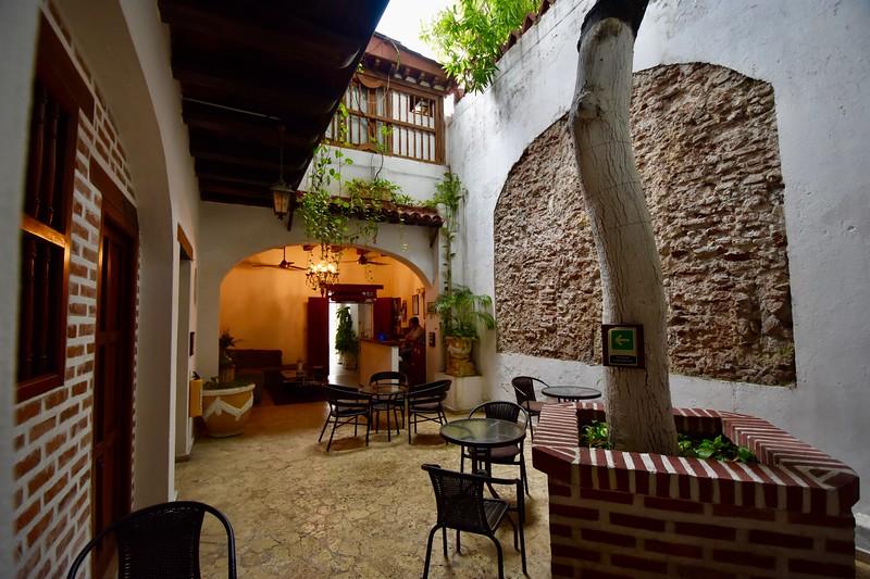 Casa Abril II, San Diego, Cartagena