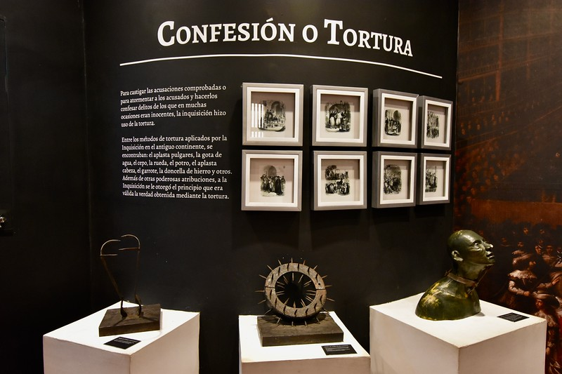Inquisition Museum, Cartagena, Colombia