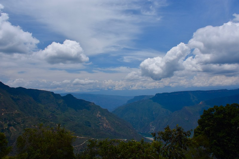 Chicamocha Canyon, Santander, Colombia