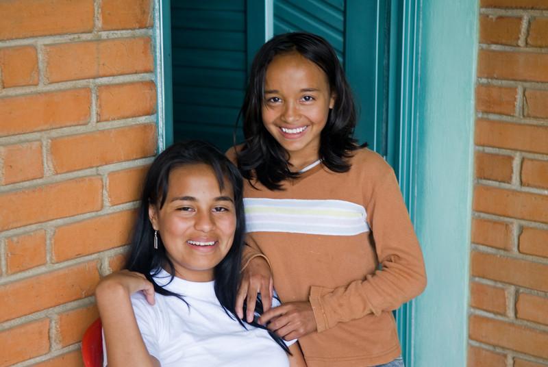 The Badis sisters....