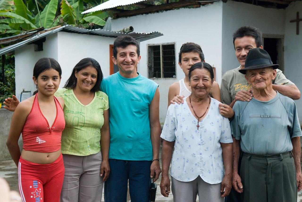 Edgar's family.