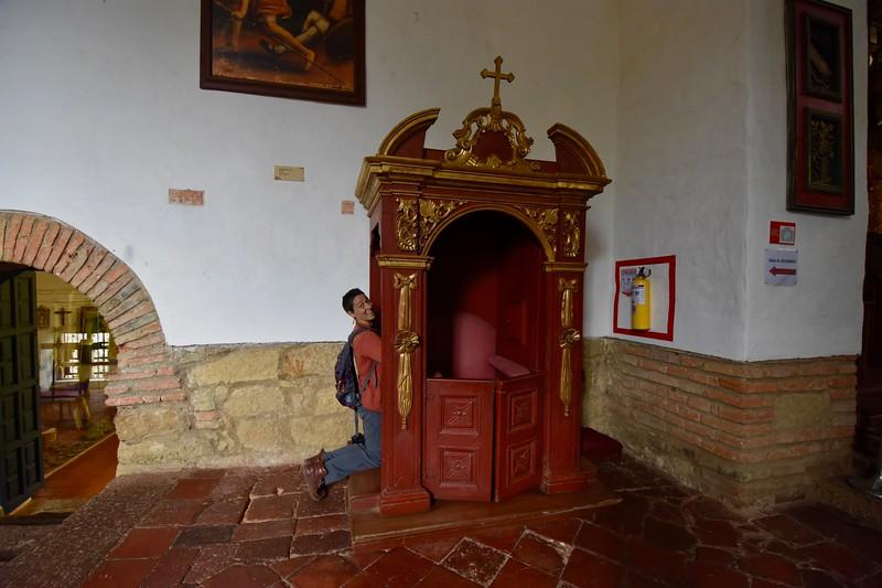 Convento de Eccehomo, Villa de Leyva, Boyaca, Colombia