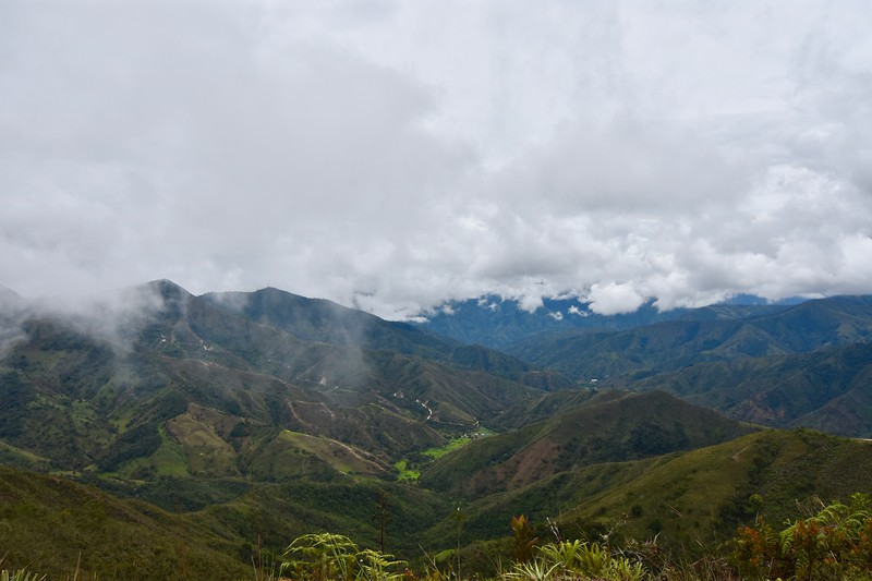 Highway 64, Boyaca, Colombia