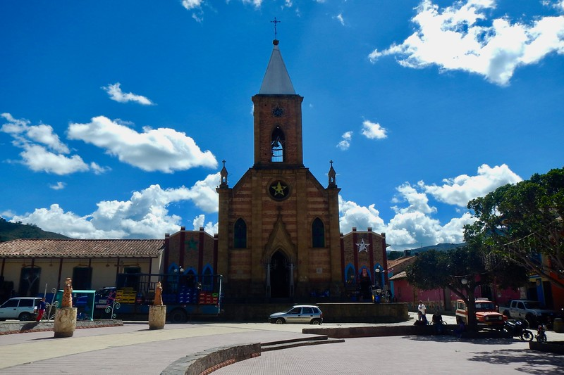 Raquira, Boyaca, Colombia