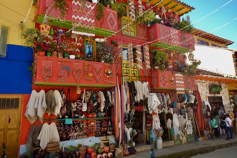 Raquira, Boyaca, Colombia
