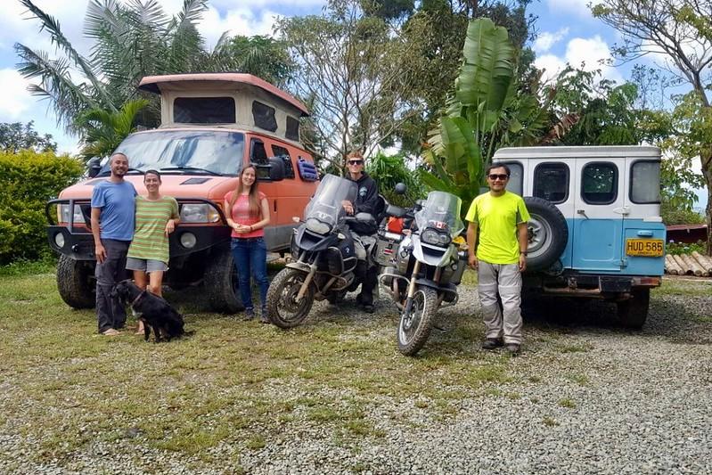 Steel Horse Filandia, Quindio, Colombia