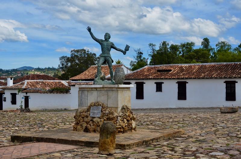 Villa de Leyva, Boyaca, Colombia