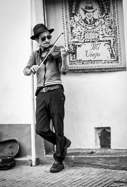 street music - Bogota / Colombia