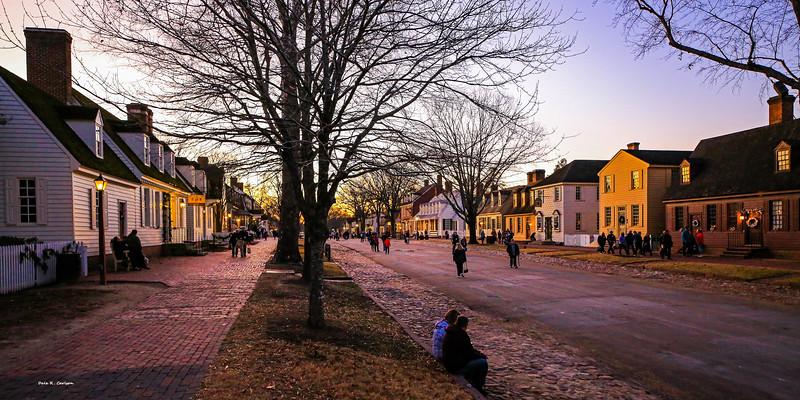 Williamsburg Twilight