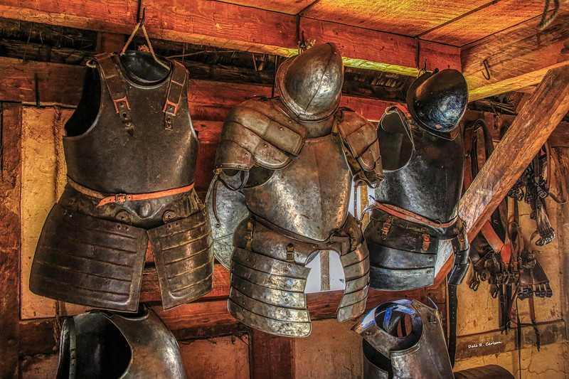 Colonial Armour