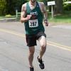 Race winner TJ Unger