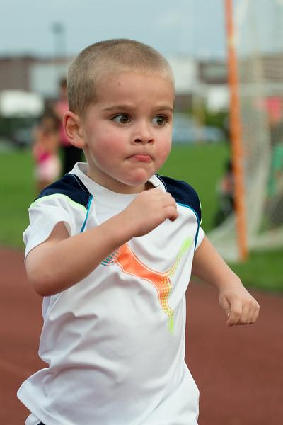 Kids Track Series  7.20.14