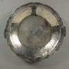 """Charger, 18th C.,  Peru or Bolivia.  D.:  14 1/2"""" not including handles."""