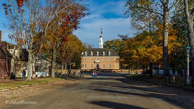 Colonial Williamsburg - November 2018