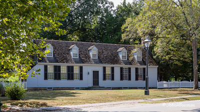 Benjamin Waller House