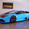 """Custom carbon fiber wrap on a Lamborghini LP640 in Dallas, TXwww.skinzwraps.com"""