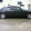 Chrysler 300 with Matte Gray Finish color change for Bird's Eye View Smoke Shop. Portage, MI