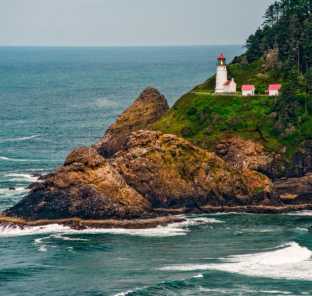 Haceta Lighthouse