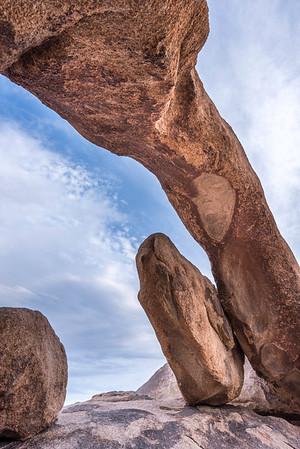 Arch Rock 2 - Joshua Tree National Park