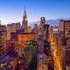 Twilight, Midtown NYC