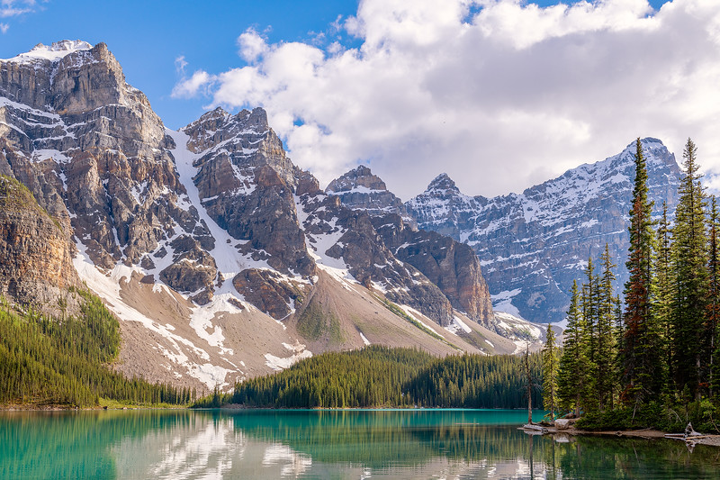 Afternoon, Moraine Lake