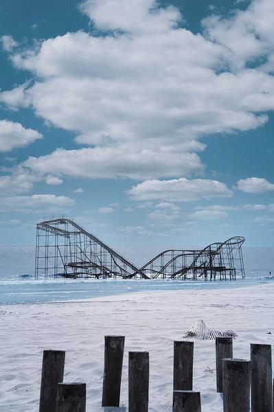 Coastal Ride, Seaside Heights, NJ, 2013.