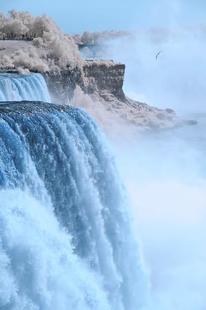Flux, Niagara Falls, NY, 2010.