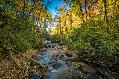 Cove Creek Falls