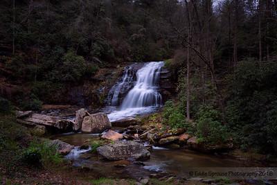 Glen Cannon Falls, Glen Cannon Subdivision Brevard, NC