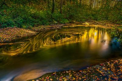 Cove Creek Eddy