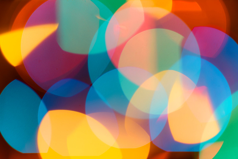 Colored lights #3