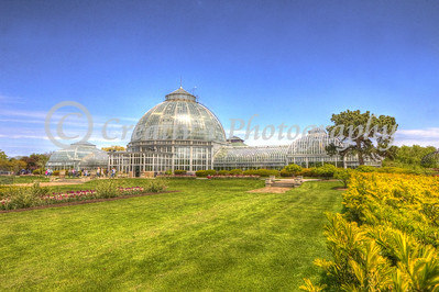 Belle Isle Greenhouse #01
