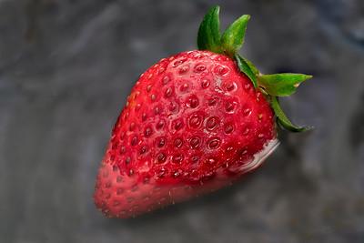 Last Clean Strawberry