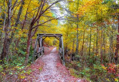 Copper Trail Bridge