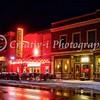 Farmington Civic Theater Night View #04