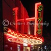 Farmington Civic Theater Night View #05