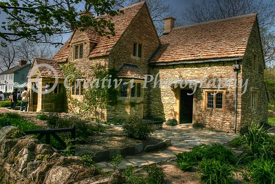 Cotswold Sandstone Cottage - Greenfield Village- Dearborn, Michigan #2