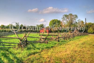 Farm Scene- Greefield Village, Dearborn Michigan #01
