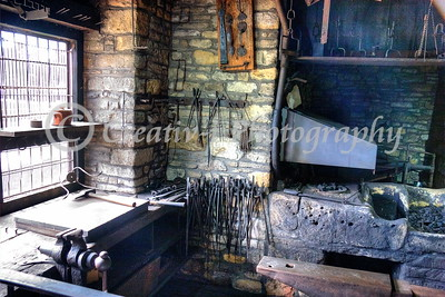 Blacksmith Shop- Greenfield Village- Dearborn, Michigan #1