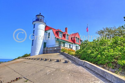 Point Betsie Lighthouse- Benzie County, Michigan #03