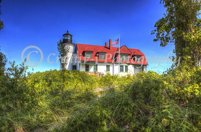 Point Betsie Lighthouse- Benzie County, Michigan #04