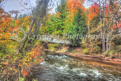 Boardman River in Fall #01