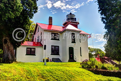 Grand Traverse Lighthouse- Leelanau State Park, Leelanau Michigan 01