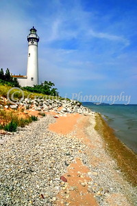 South Manitou Lighthouse, 21