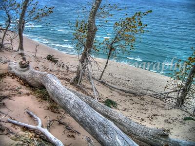 Dunes Overlook, Sleeping Bear Dunes National Lakeshore-#26