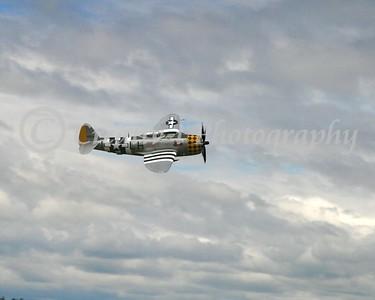 P-47 Thunderbolt- Jacky's Revenge  #01