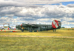 B-24 Liberator- Witchcraft -Willow Run Air Show #1